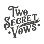 Featured on Two Secret Vows badge