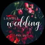 ländle wedding badge
