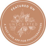 unscripted-featured sticker