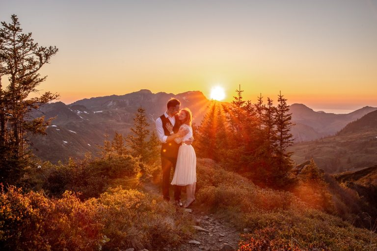 After wedding Fotos