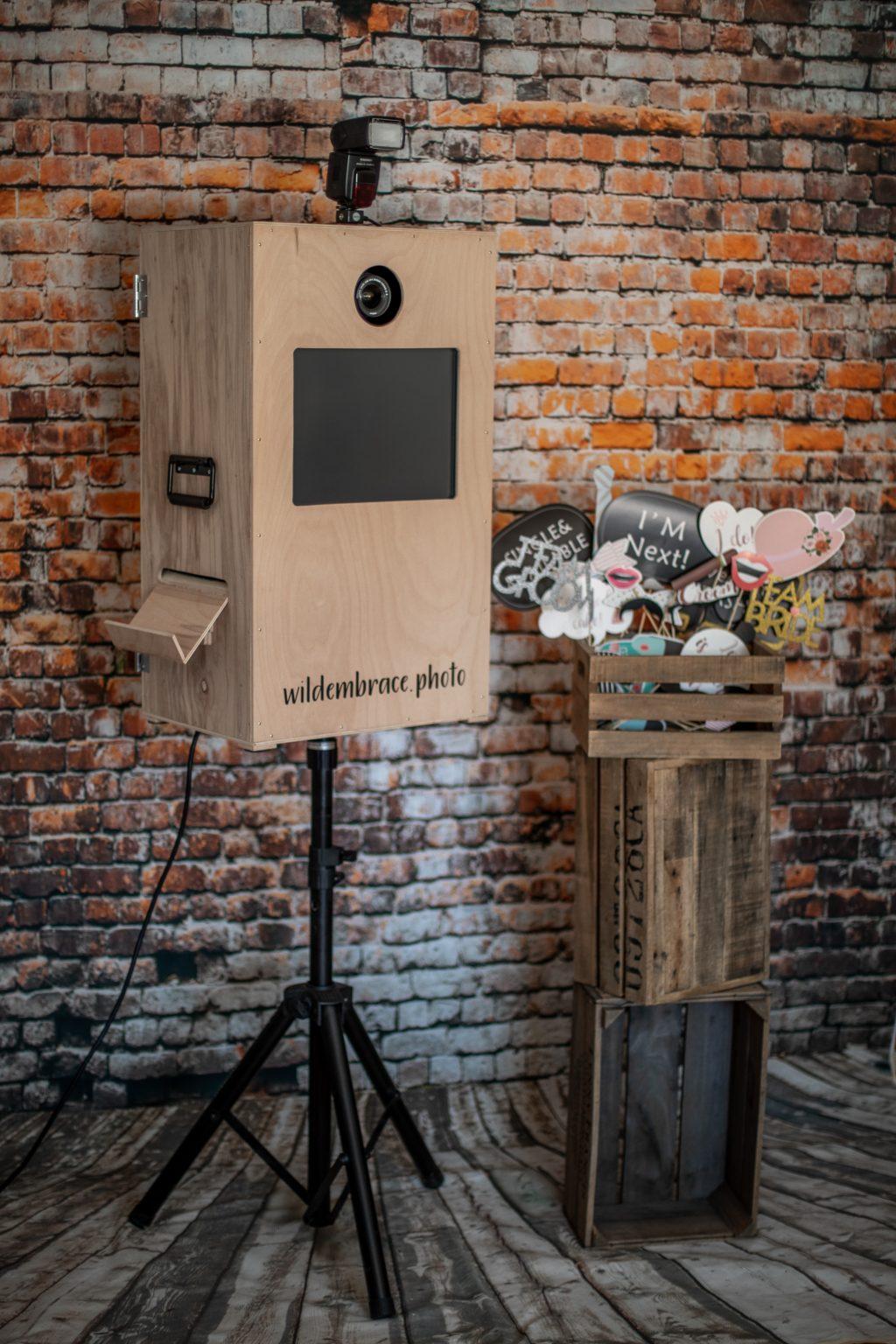 Fotobox für Hochzeit mieten in Vorarlberg